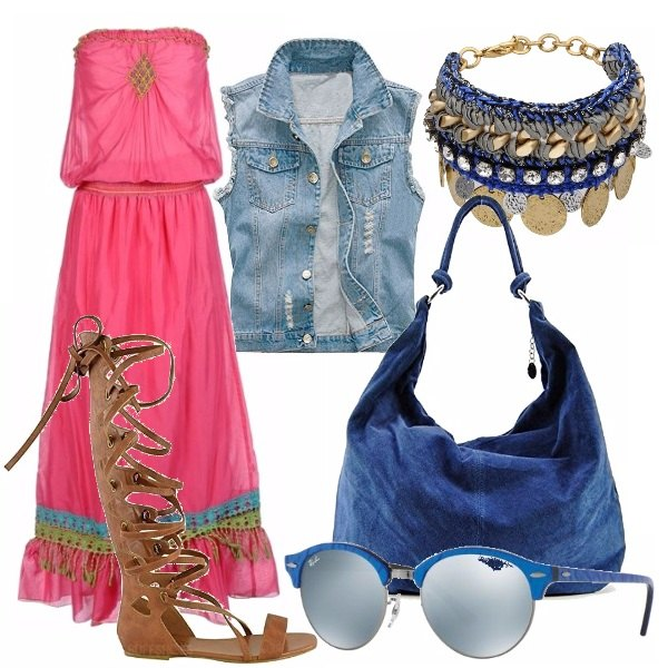 Outfit Free pink