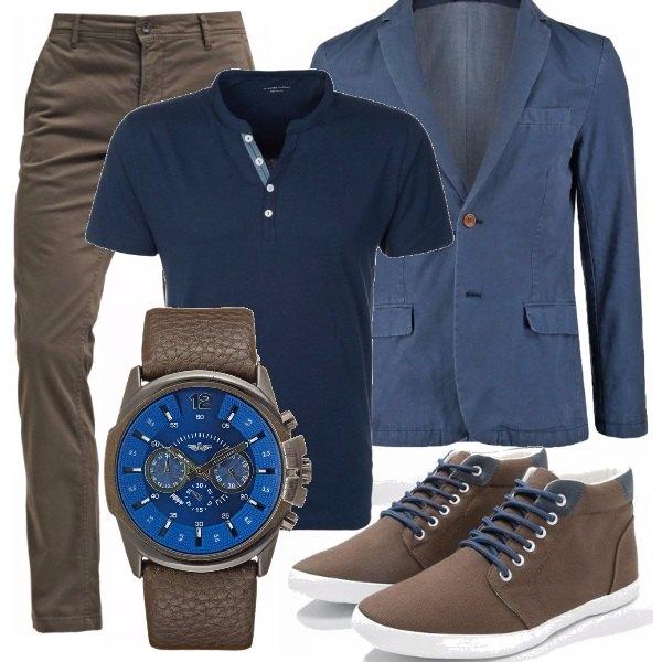 Outfit Abbinamento inconsueto