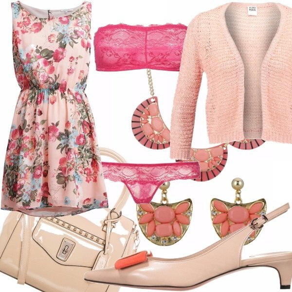 Outfit Pink Power