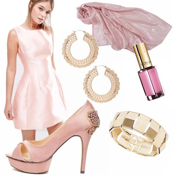 Outfit Passion for pink