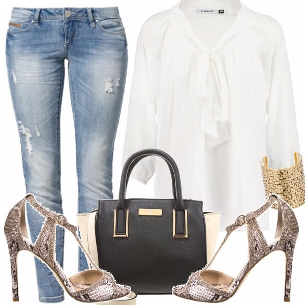 Outfit Blusa