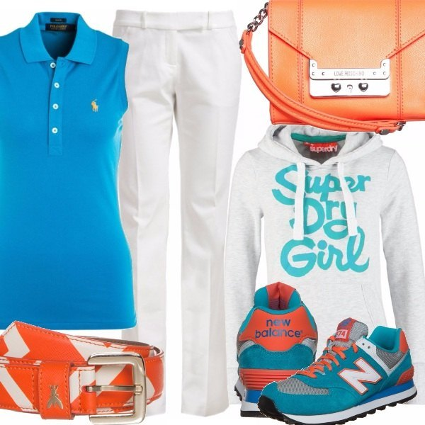 Outfit Must have - colorful Sneakers
