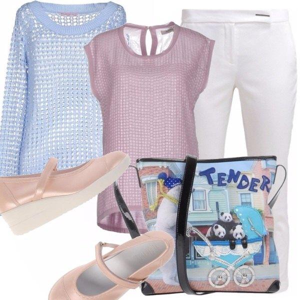 Outfit Tinte pastello
