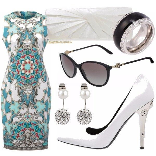 Outfit Mandala style