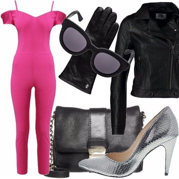 Outfit Cosa resterà... di quei pazzi anni '80!