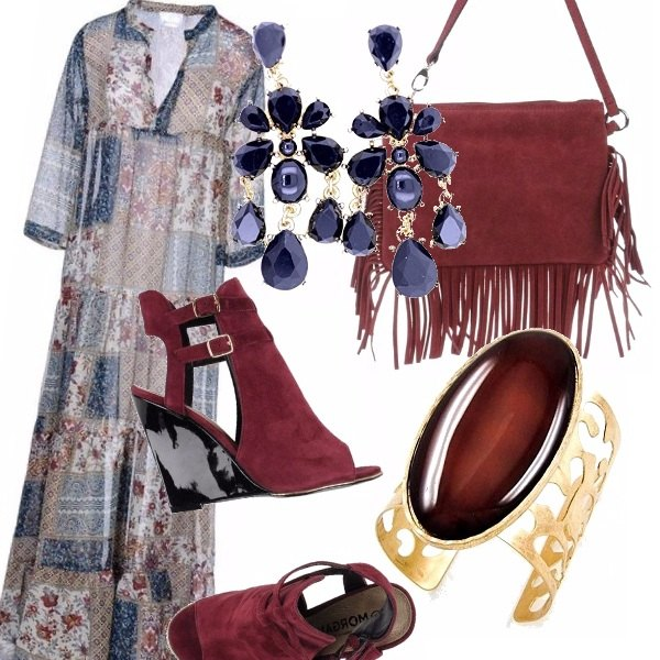 Outfit Le nuove gypsy
