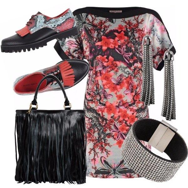 Outfit In abito modorientale