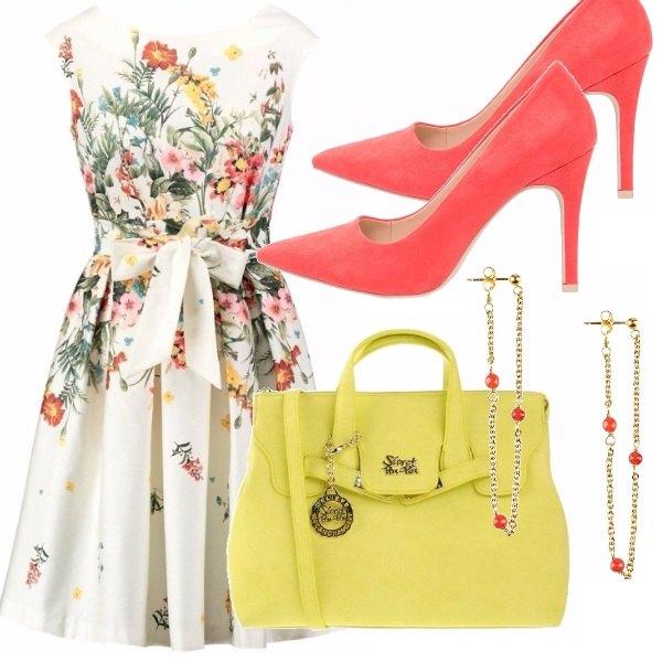Outfit Bon ton e dècolletè