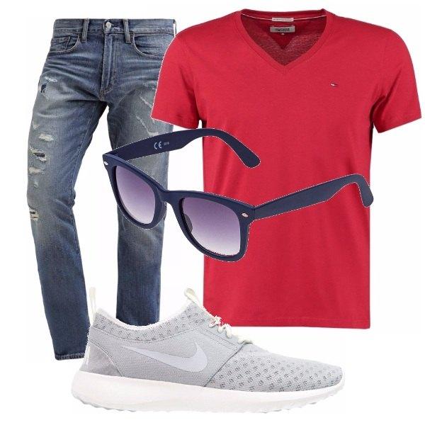 Outfit Mattinata casual