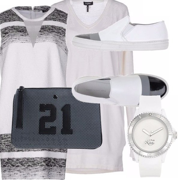 Outfit Minimal sporting