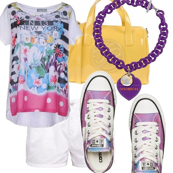Outfit Converse and ny