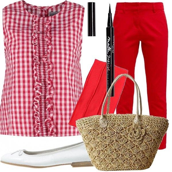 Outfit Brigitte bardot style