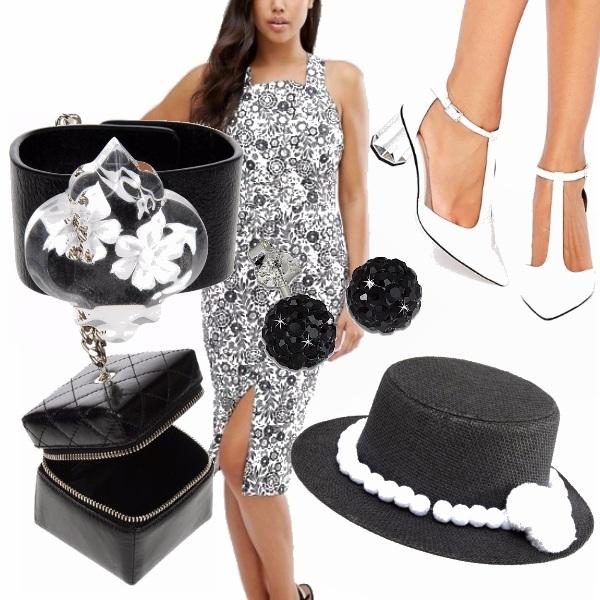 Outfit Più bianco o più nero?