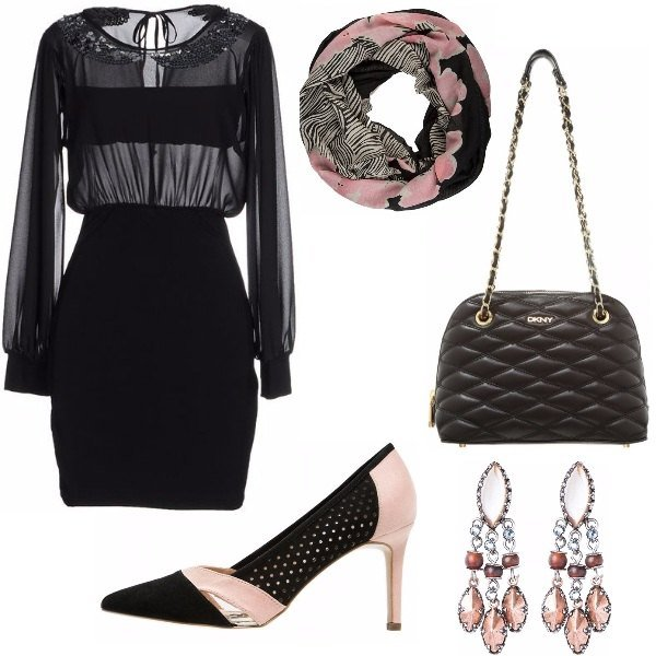 Outfit Signora glamour