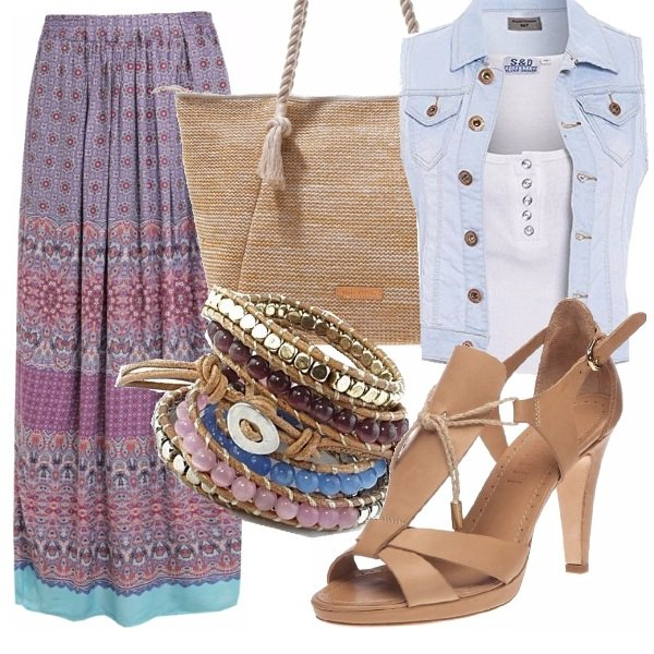 Outfit Gonnellona country