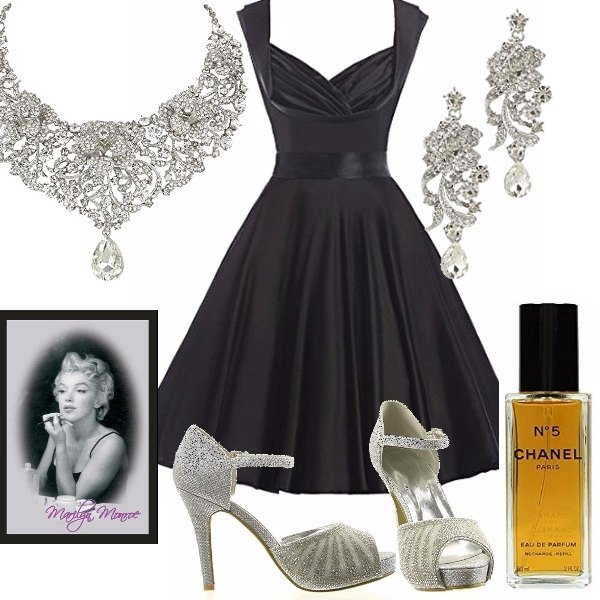 Outfit Meravigliosa Marylin
