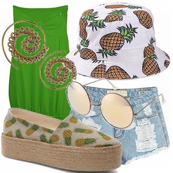 Outfit Fresco e succoso