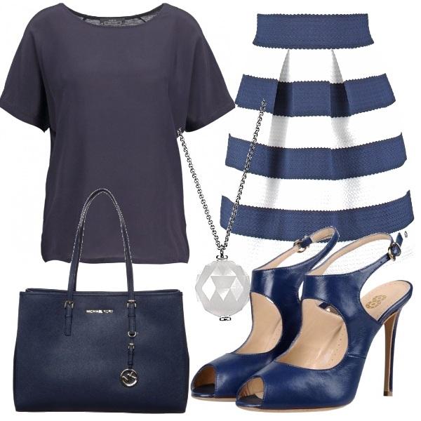 Outfit Voglia di blu