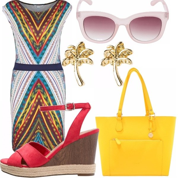 Outfit Exotic chic