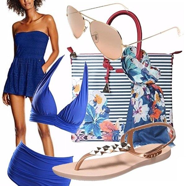 Outfit Al mare con stile con amazon prime day