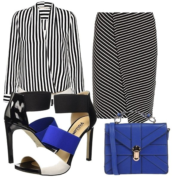 Outfit Righe siano!