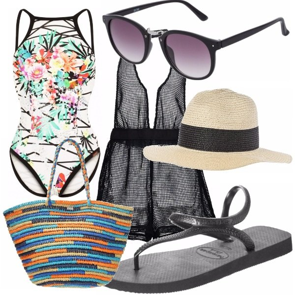 Outfit Vamos a la playa