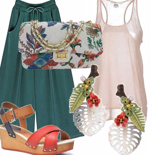 Outfit Campo di fiori