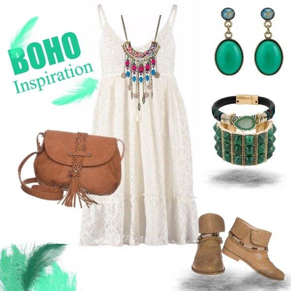 Outfit BOHO INSPIRATION