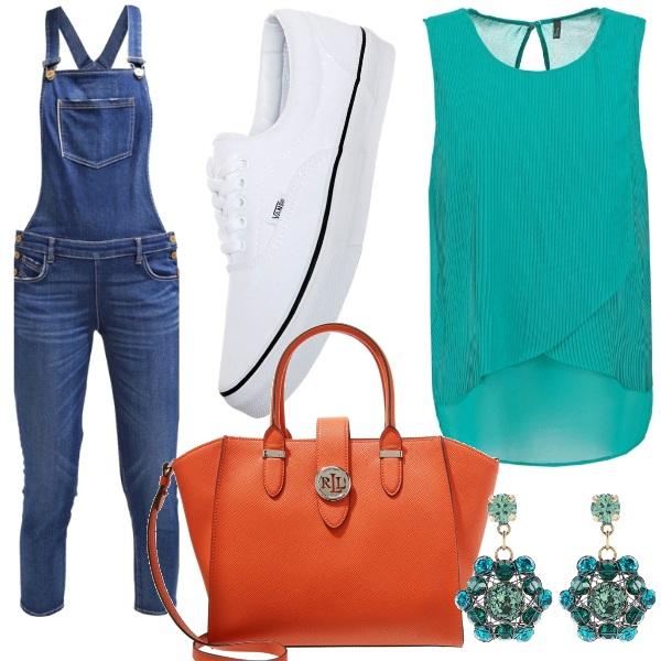 Outfit Salopette