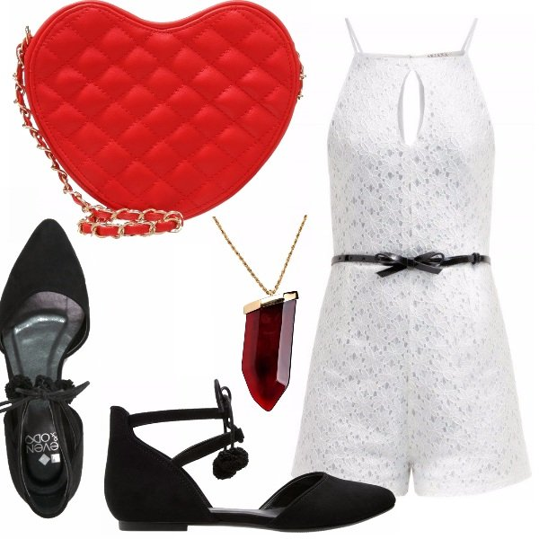 Outfit Frammento di cuore