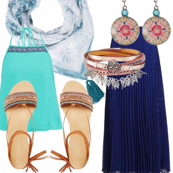 Outfit Vento d'estate