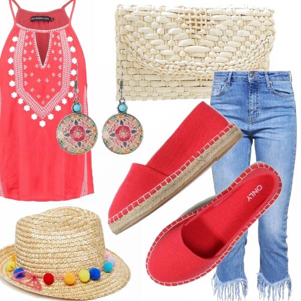 Outfit W l'estate