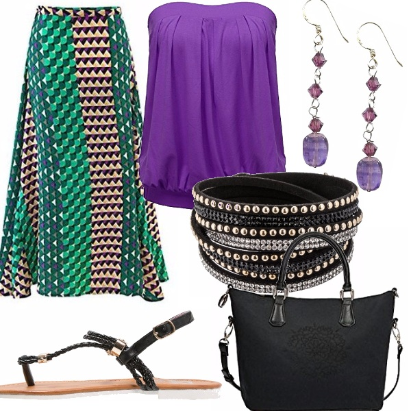 Outfit Gipsy di classe