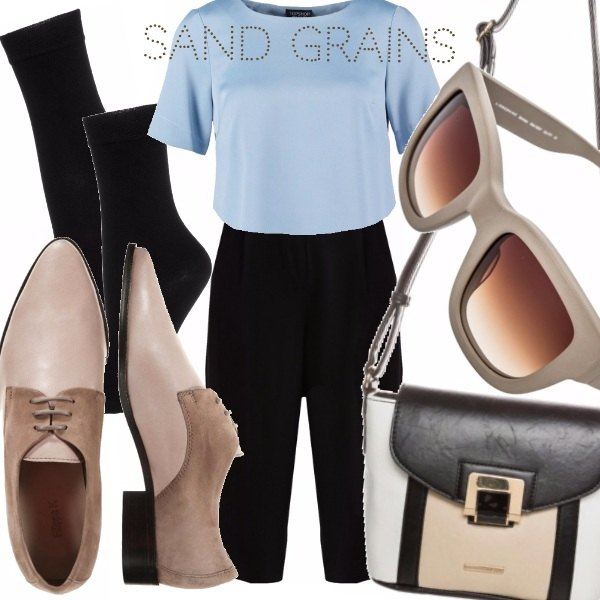 Outfit Sand grains