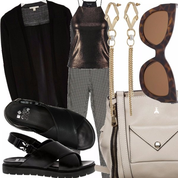 Outfit Jaguar