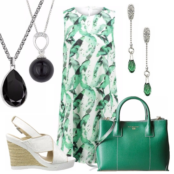 Outfit Fresh green