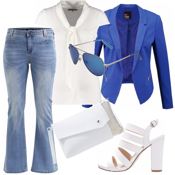 Outfit In giro in casual chic