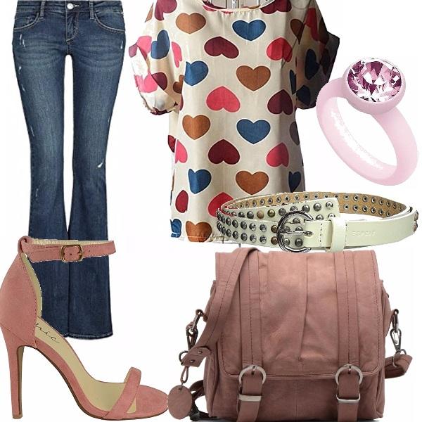 Outfit Cuori