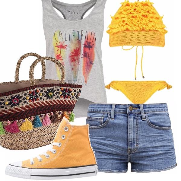 Outfit Andiamo al mare!!!!!!