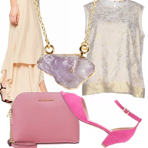 Outfit World is pink