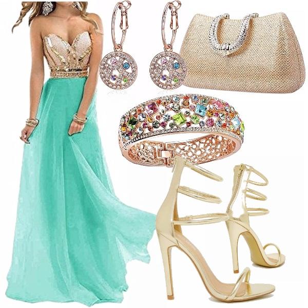 Outfit Notti d'oriente