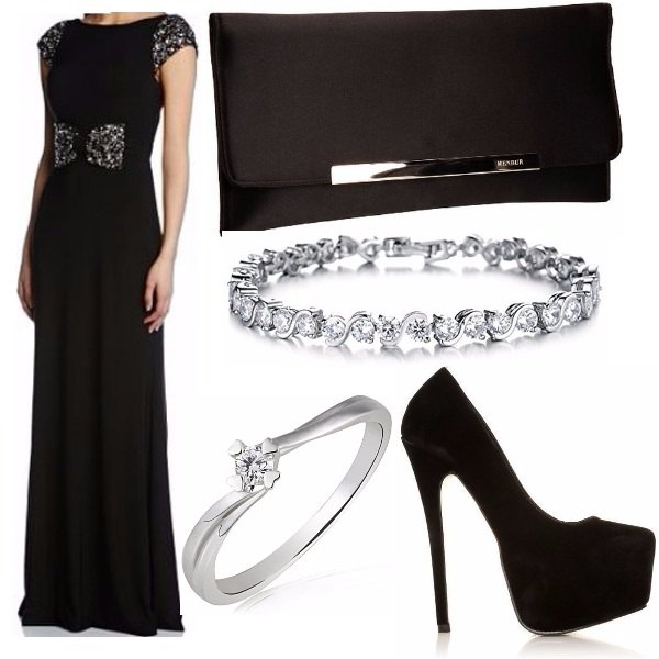 Outfit Black star.
