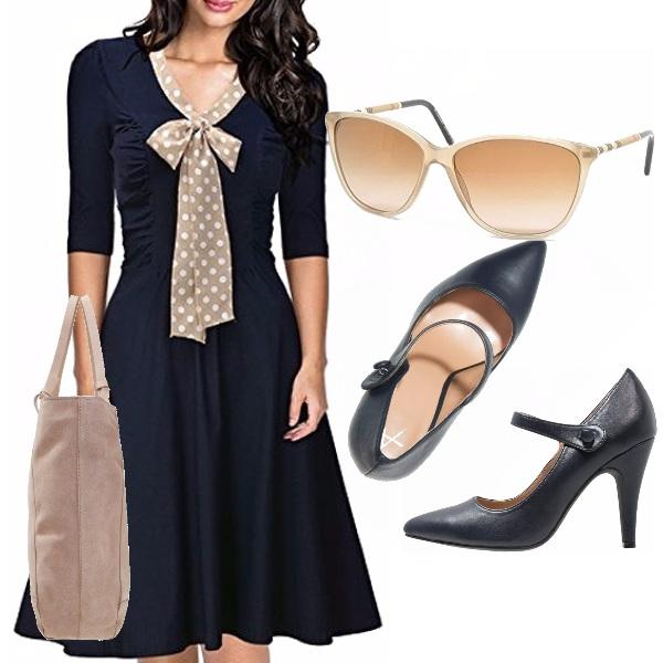 Outfit Lo stile bon ton