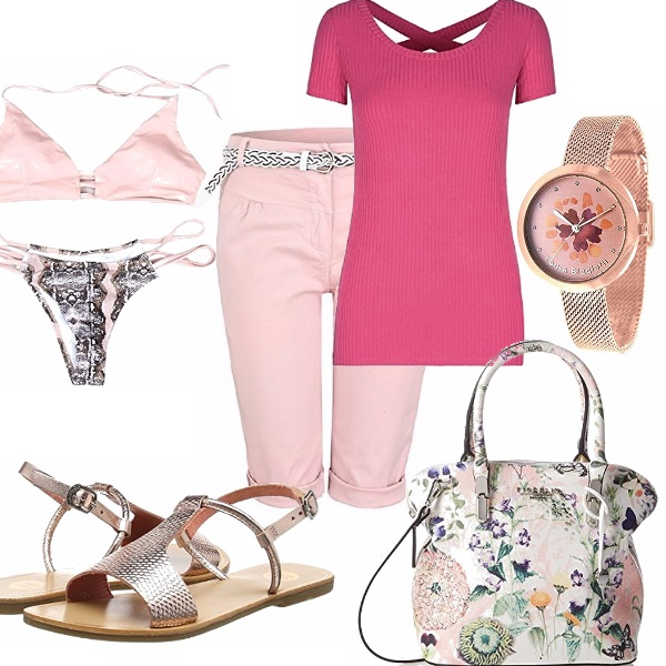 Outfit Beach time
