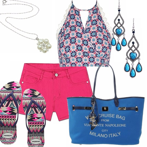 Outfit V°73 cruise bag