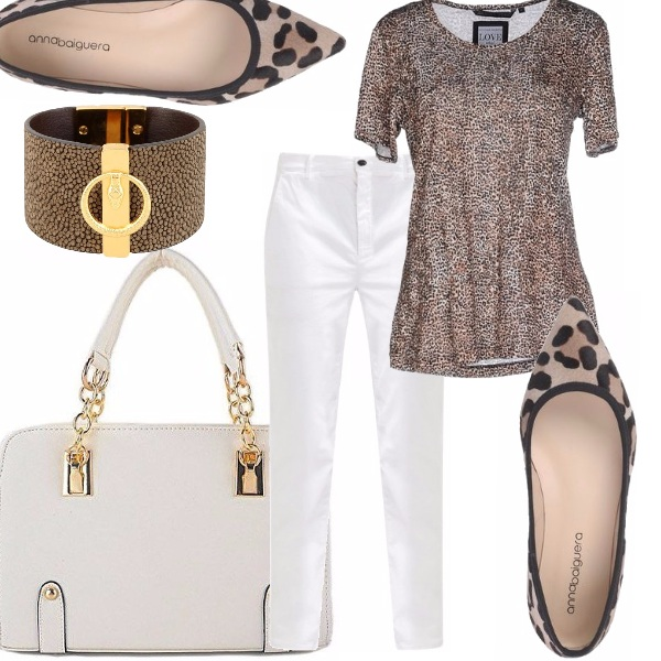 Outfit Animalier daily