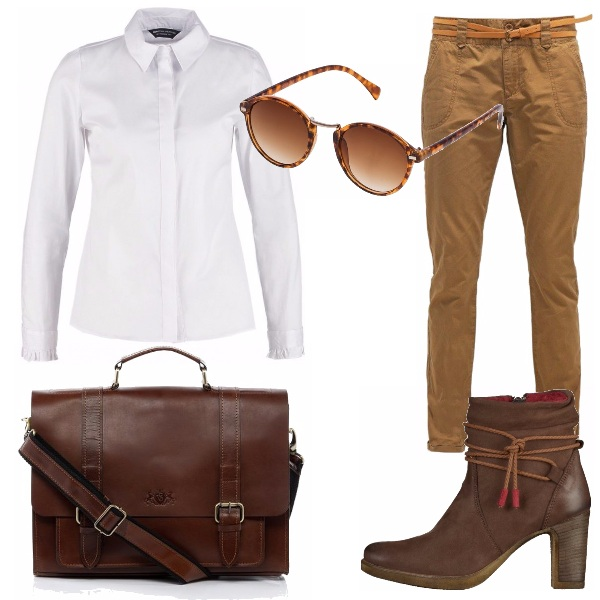 Outfit Indiana jones
