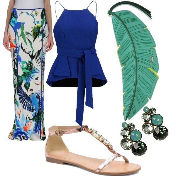 Matrimonio In Spiaggia Outfit : Matrimonio in spiaggia outfit donna per cerimonia e