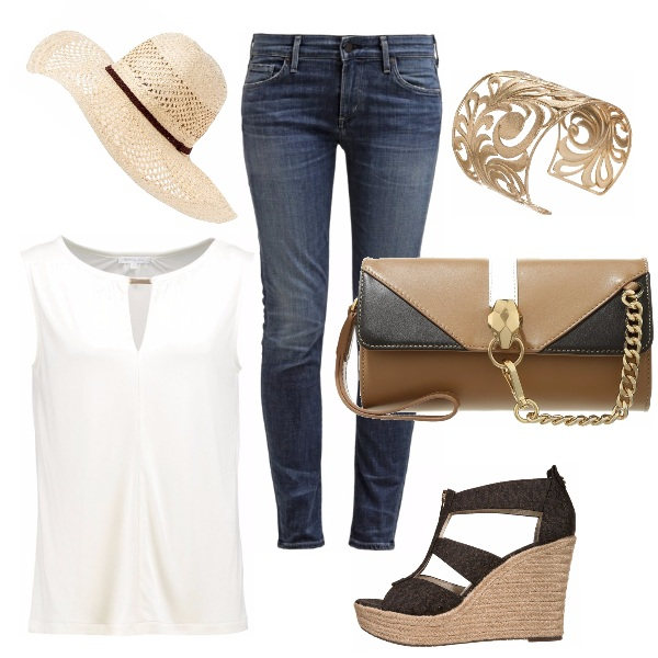 Outfit Shopping tra amiche