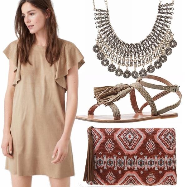 Outfit Etnico soft